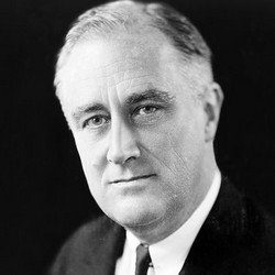 about franklin d roosevelt
