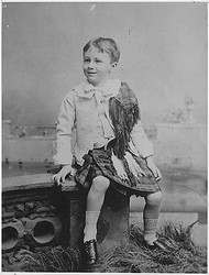 Eleanor Roosevelt As A Kid